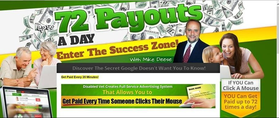 Want high quality traffic to your website and get paid 72