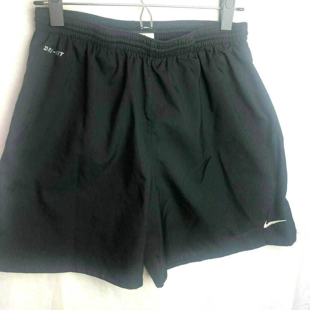 Nike Dri-Fit Classic Soccer Shorts Mens Medium Black Liner ...
