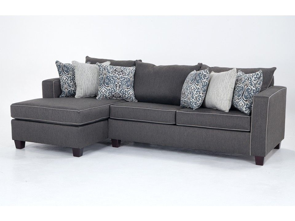 Alex 2 Piece Right Arm Facing Sectional  sc 1 st  Pinterest : bobs furniture sectionals - Sectionals, Sofas & Couches