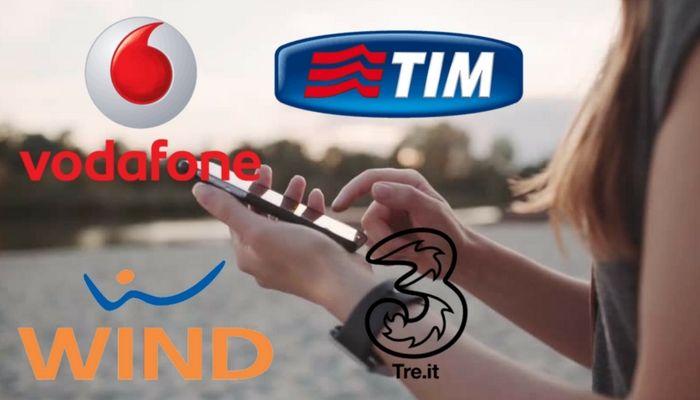 Vodafone e TIM dichiarano guerra alle offerte di Wind e Tre per il ...