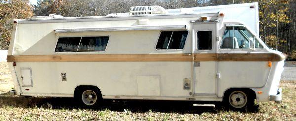 1974 wilderness camper trailer owners manual
