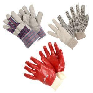 Verve Multicolour Gardening Gloves Gardening Gloves
