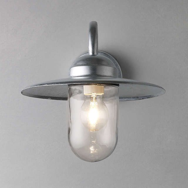 Outside Lights Wickes: BuyNordlux Luxembourg Outdoor Wall Light With PIR Sensor