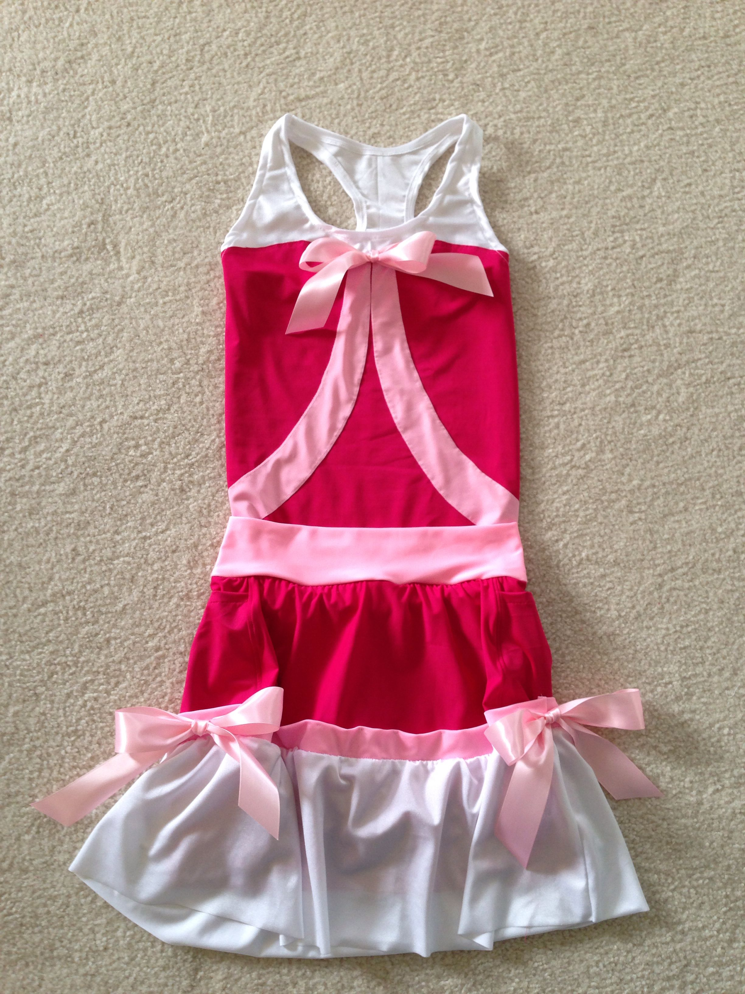 Pink Cinderella inspired running costume by This Princess ...