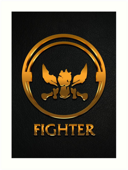 League Of Legends Fighter Gold Emblem By Naumovski Alucard Mobile Legends The Legend