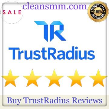 Buy TrustRadius Reviews - Clean SMM #programingsoftware
