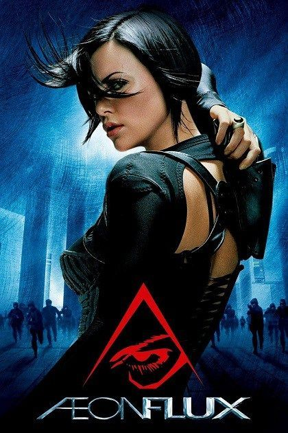Aeon Flux 2005 Hindi Dubbed 720p Brrip 900mb Free Movie Aeon