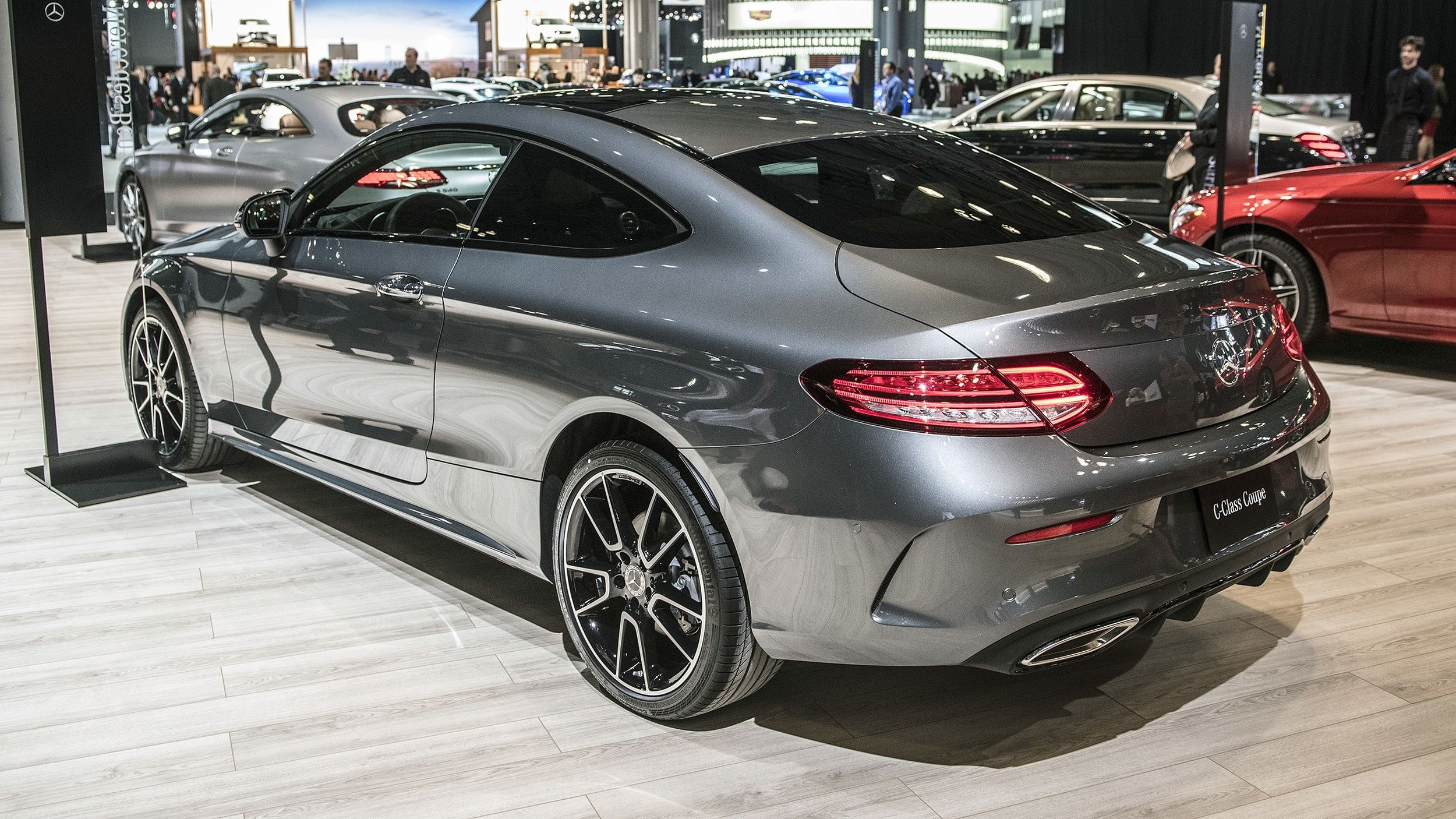 Best Mercedes C Class Coupe 2019 Facelift Specs And Review Voiture