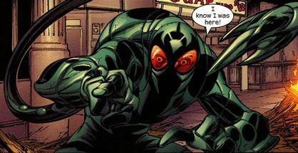 Scorpion (Earth-1610) | Ultimate marvel, Marvel villains ...