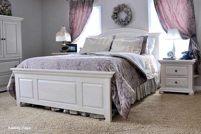 Best From Knotty Pine To Heavenly White Bedroom Furniture 400 x 300