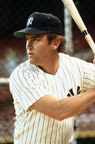Craig Nettles  for the New York Yankees who played 3rd base and 2nd best to Brooks Robinson in my opinion .