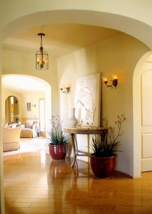 this would be one of the hallways in my home i love the spanish rh pinterest com