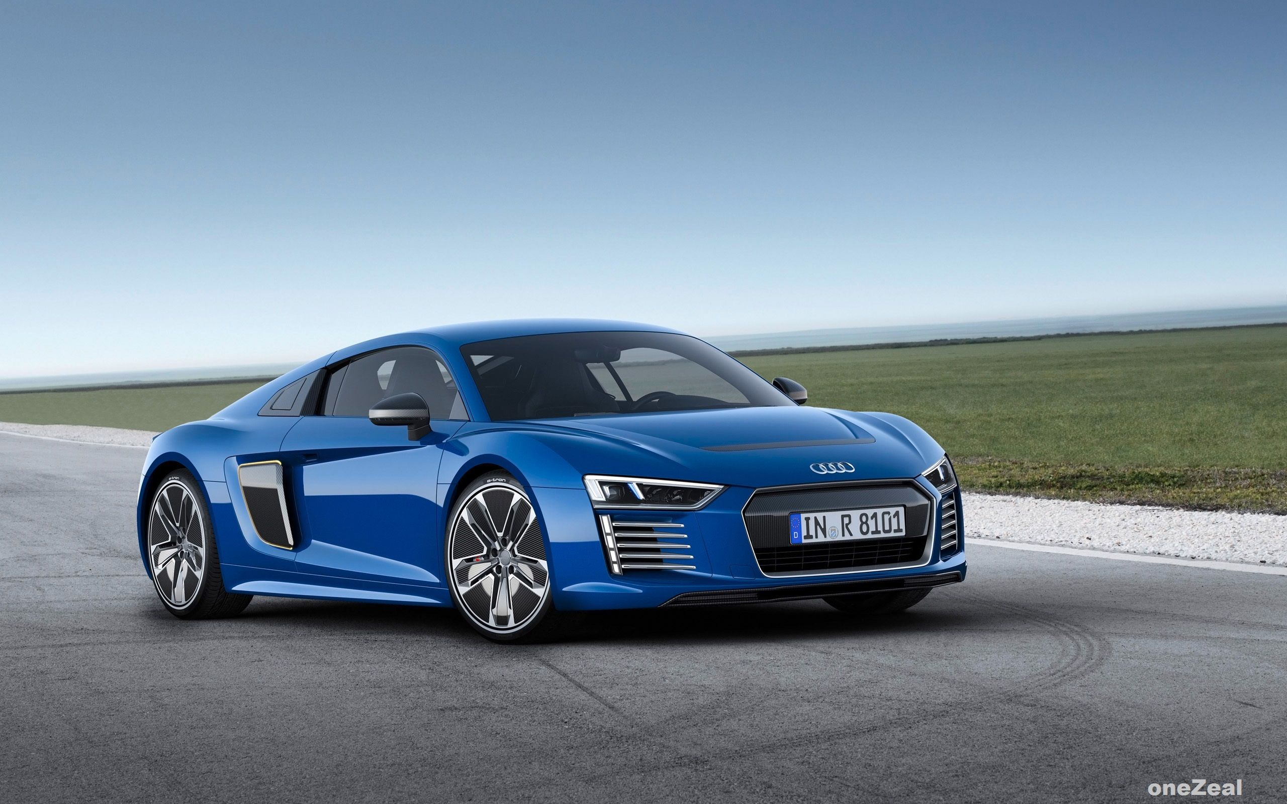 Best HD Audi R8 E Tron 2016 Wallpapers For Your Desktop Mobiles Tablets In  High Quality