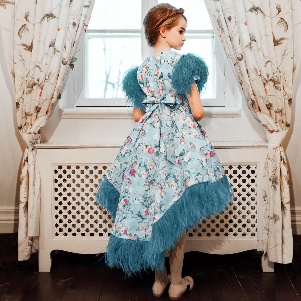 Birds of Versailles Dress | Versailles, Dope clothes and Kids online