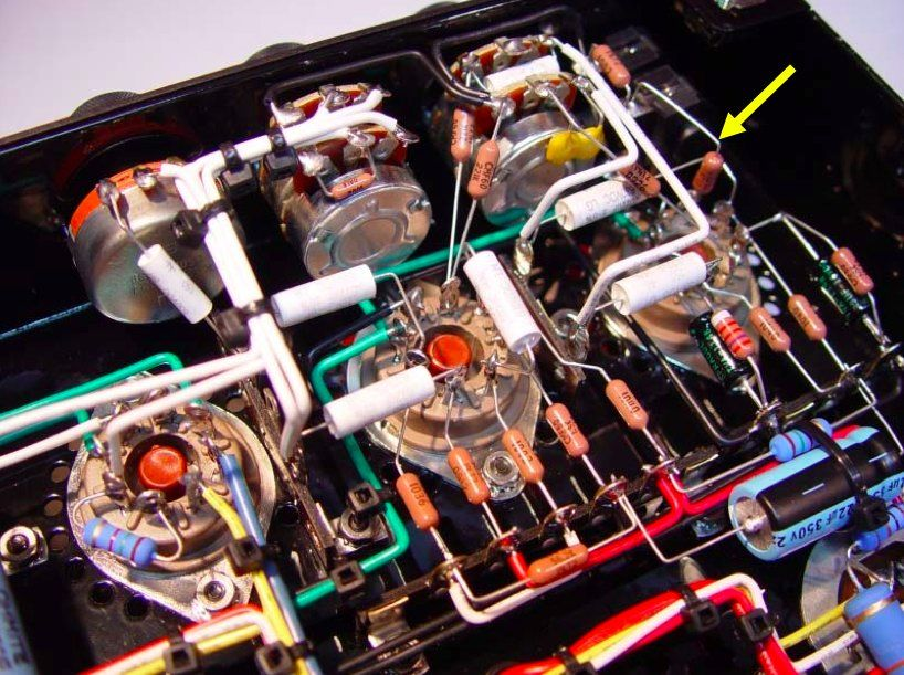 Awe Inspiring Clean Point To Point Wiring Guitar Amp Recherche Google Art Of Wiring 101 Vieworaxxcnl
