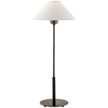 Hackney table lamp in bronze with natural paper shade table lamps hackney table lamp in bronze with natural paper shade mozeypictures Image collections