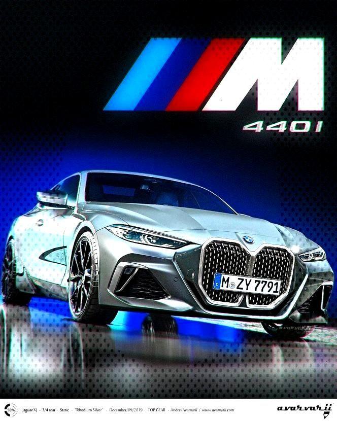 2020 BMW 4 Series ...