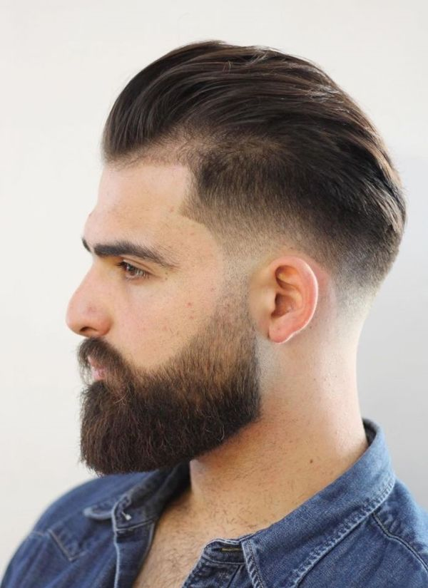 Hairstyles For Men With Thin Hair And Big Forehead Thin Hair Men Mens Hairstyles Long Hair Styles Men