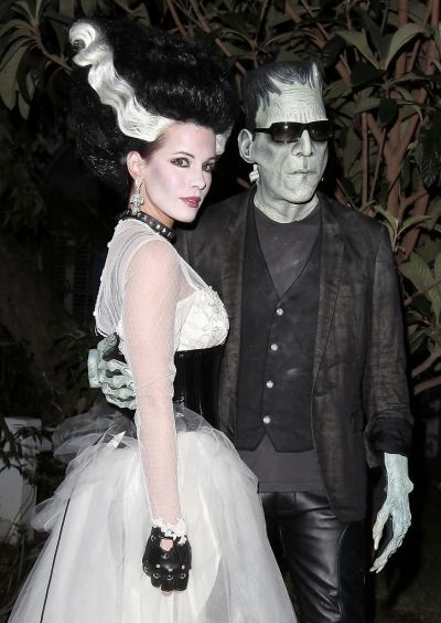 Bride Of Frankenstein Dress Kate Beckin Costume
