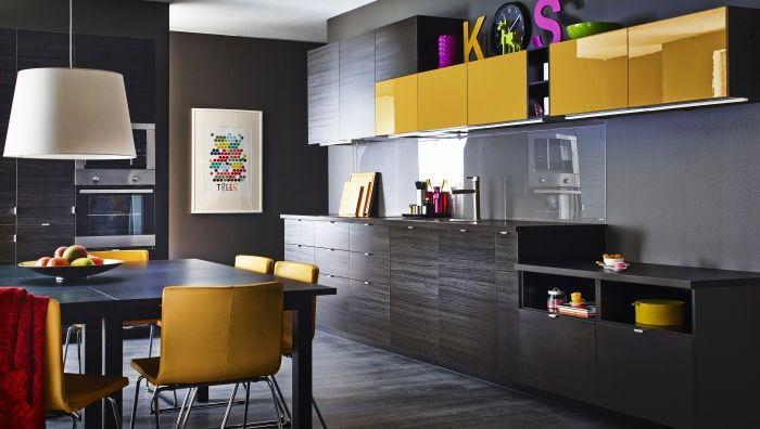 METOD il nuovo sistema cucine di IKEA | Spazio al cambiamento in ...
