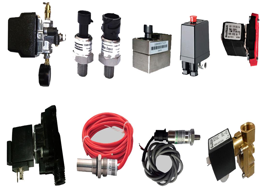 Screw And Air Compressor Parts Spares Air Compressor Parts Air Compressor Compressor