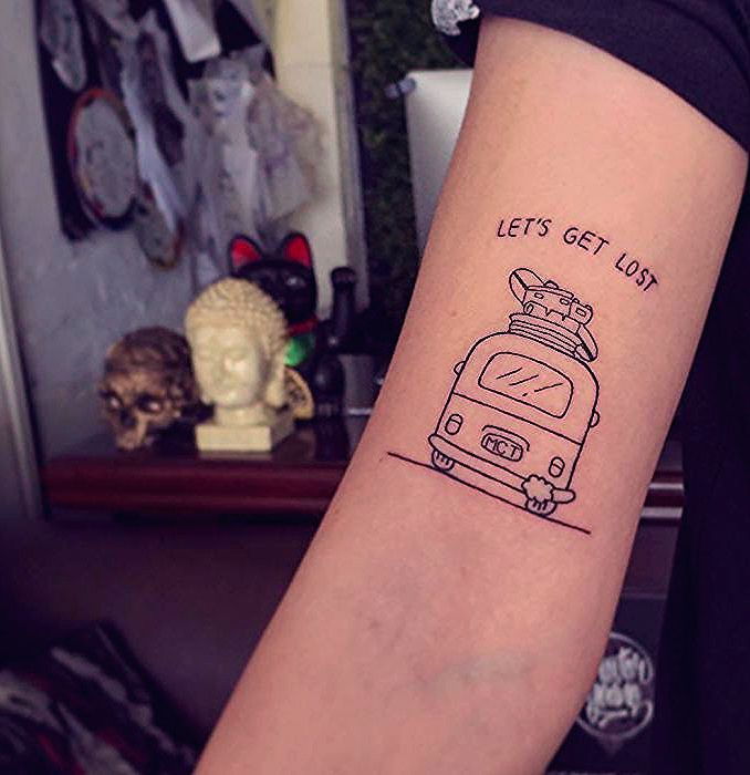 Photo of 128 Travel Tattoo Ideas That Will Make You Want To Pack Your Bags ASAP