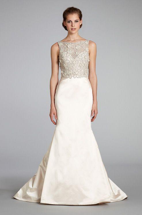 Lazaro - Trumpet wedding dress | All About Weddings | Pinterest ...