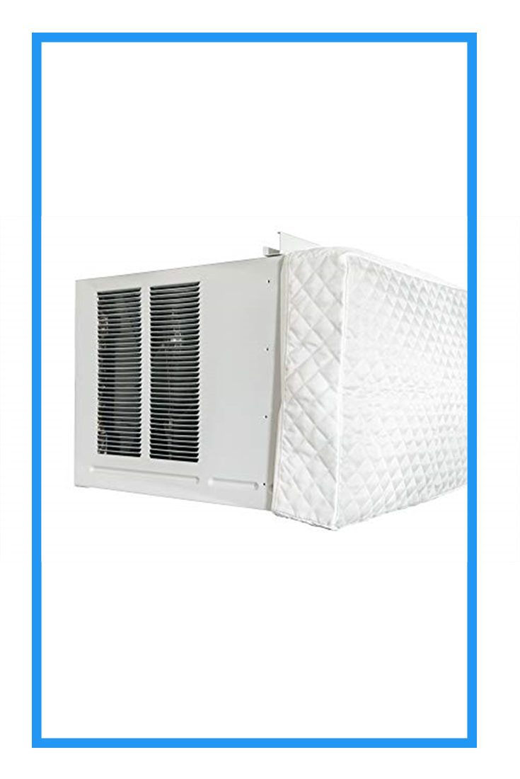 Sturdy Covers Indoor Ac Cover Defender Insulated Indoor Ac Unit Cover White 20 X 28 X 4