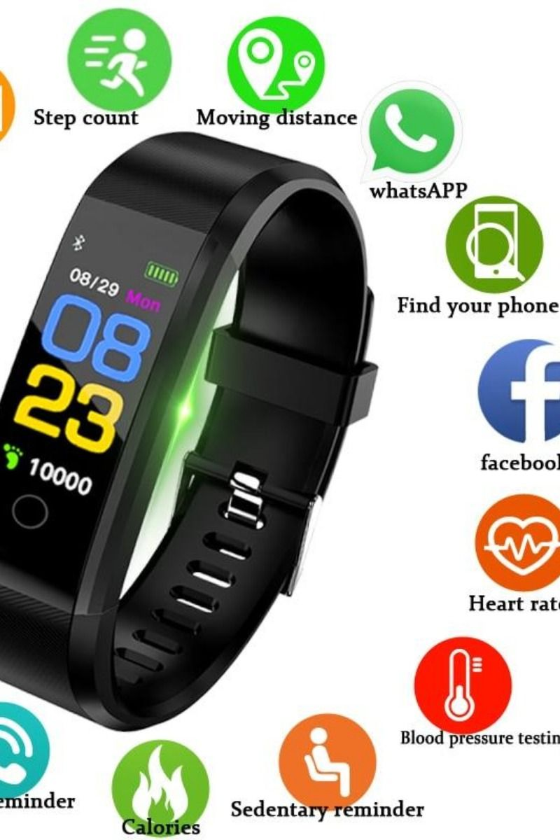 With This Smartwatch You Get Even More Motivation And Push