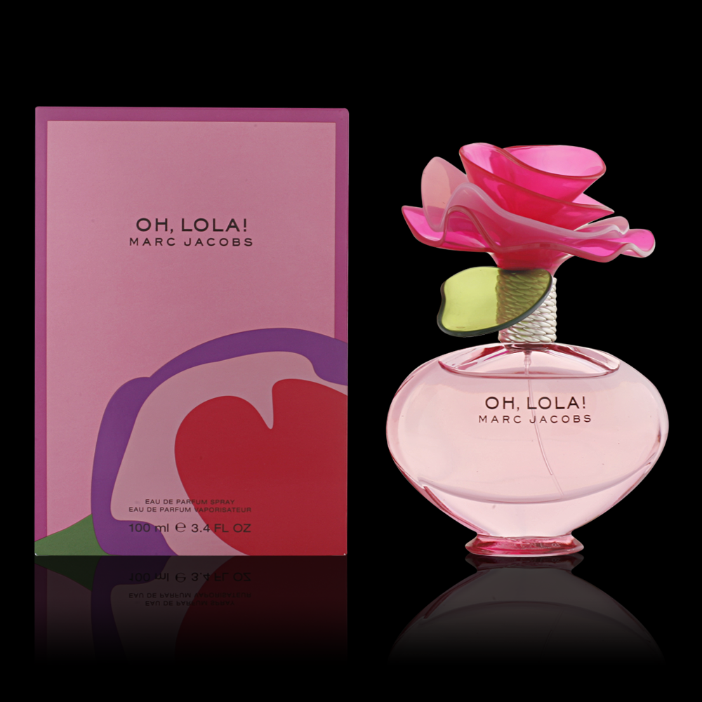 Oh Lola! Marc Jacobs, i have this, & smells