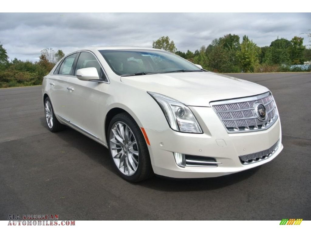 New 2014 Cadillac Xts Awd Platinum 2014 Xts Platinum Fwd