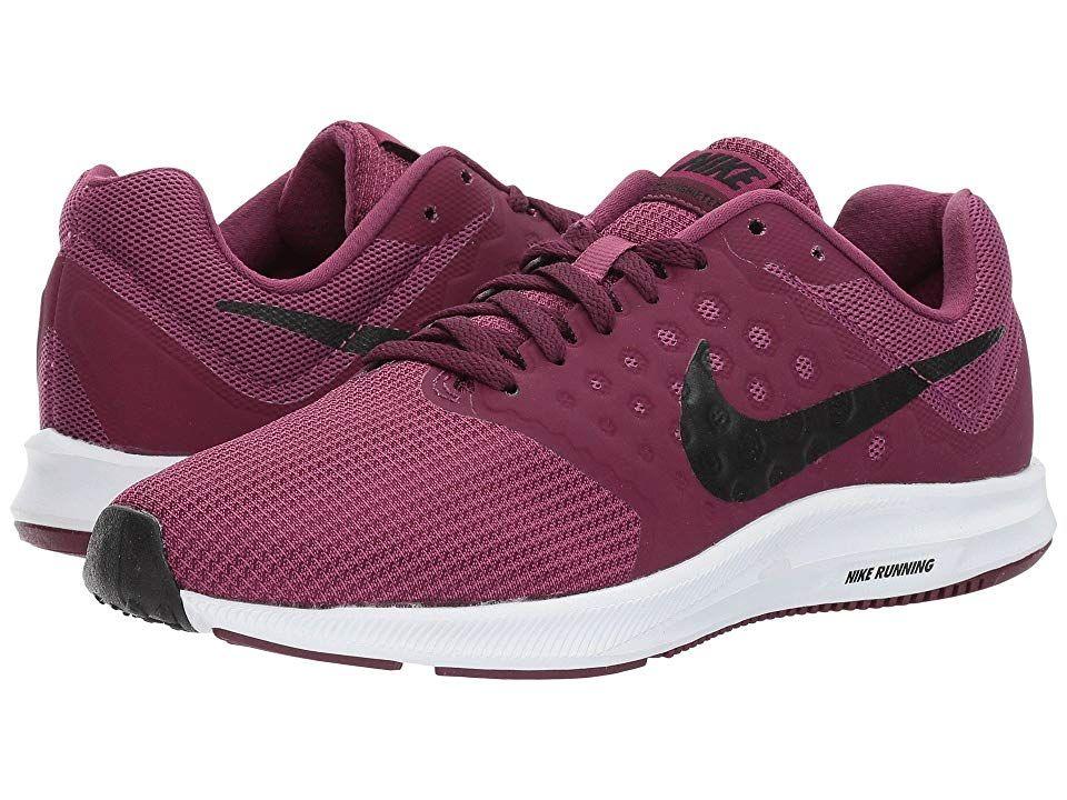 14e9c9cff83ad Nike Downshifter 7 (Tea Berry Black Bordeaux White) Women s Running Shoes