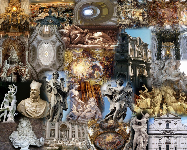коллаж с картинками виды искусств узнать
