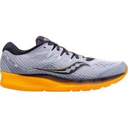 Photo of Saucony Men's Ride Iso 2 Shoes (Size 45, Gray) Saucony