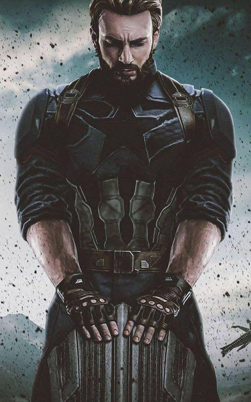 Captain America In 2020 Marvel Superheroes Captain America Wallpaper Superhero