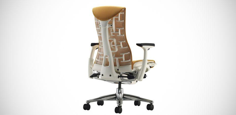 Embody Poltrona Per Ufficio Di Herman Miller Design E Ergonomia Herman Miller Sedia Per Ufficio Poltrone