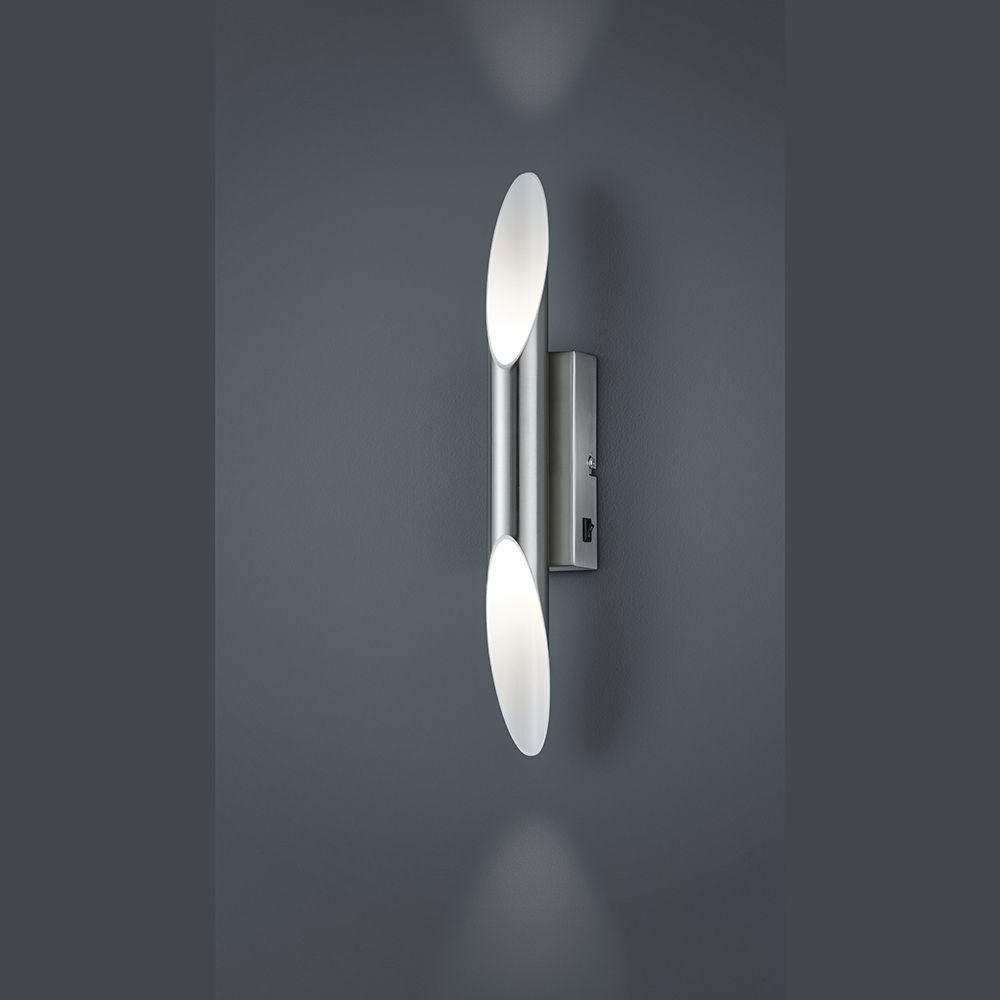 LED Wandlampe mit OSRAM Technik 2 flammig strahlt nach unten