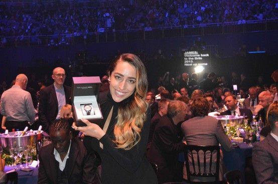 RAYMOND WEIL - BRIT Awards 2013 - Delilah