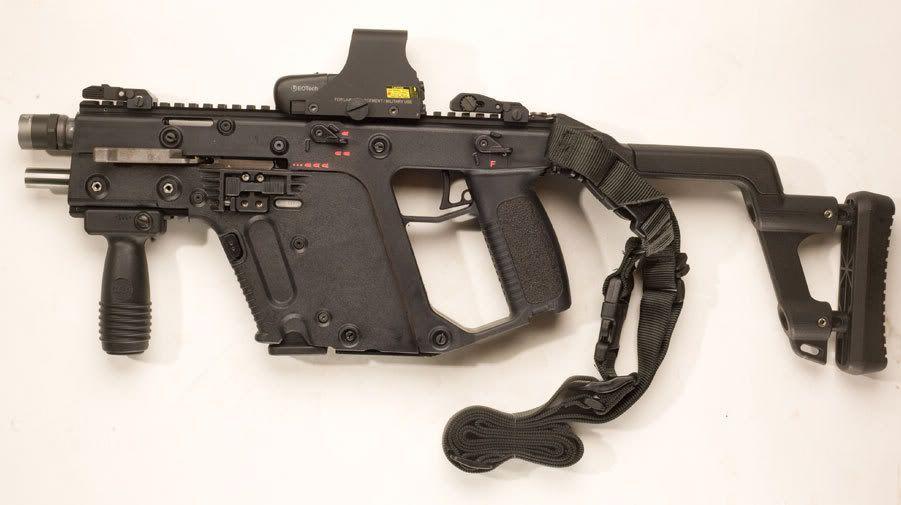 Kriss Vector CQB Submachine Gun