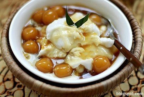 Resep Bubur Sumsum Candil Resep Masakan Indonesia Resep Masakan Resep Memasak