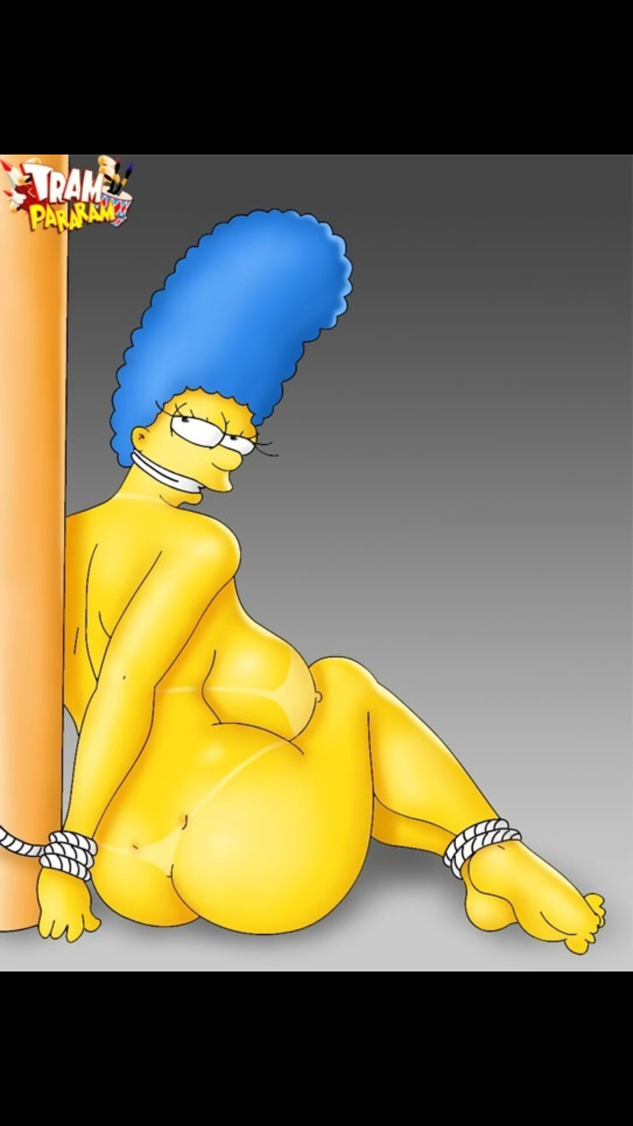 Simpsons Marge Hentai