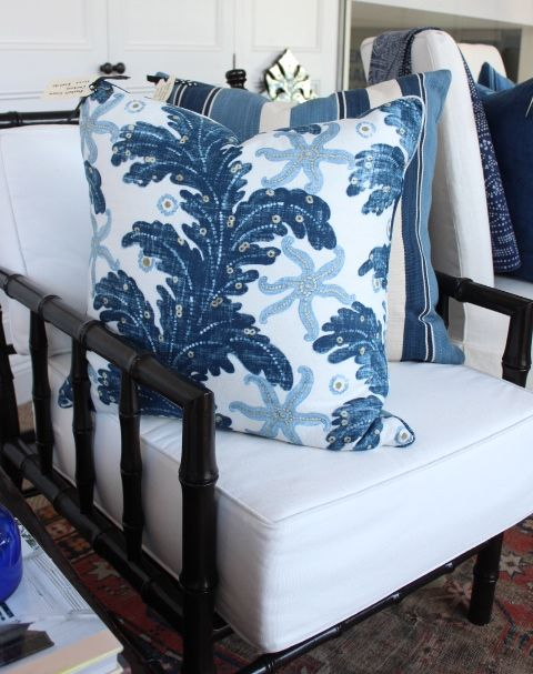 Lynda Kerry Interior Design, Hamptons, American Style, Decorating, Blue And  White