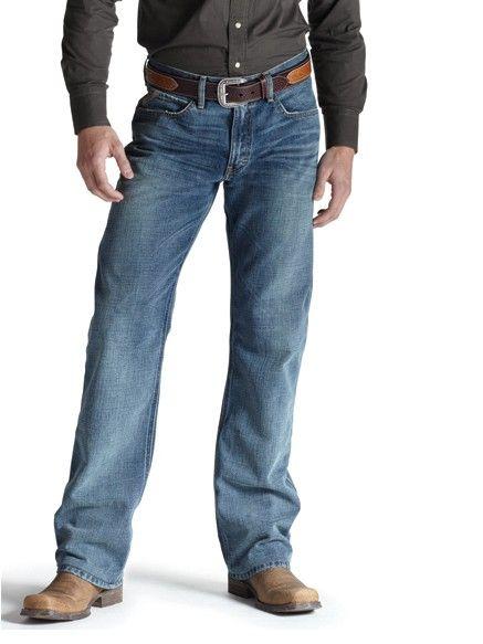 Wrangler Men/'s Texas Stretch Blue Wood Jeans Regular Fit Straight Leg Denim Jean