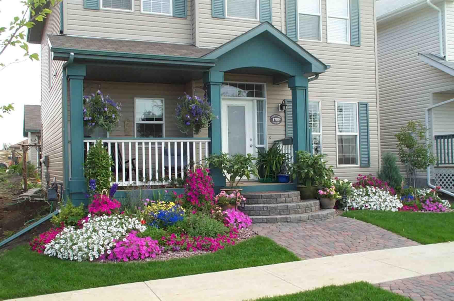 top 7 creative ways to make small front yard so beautiful on most beautiful backyard landscaping ideas id=21129