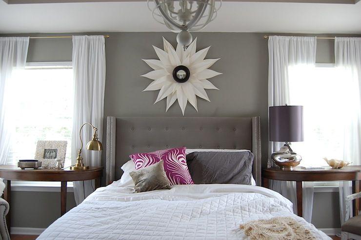 bedrooms - Martha Stewart - Flagstone - DIY White Poster Board ...