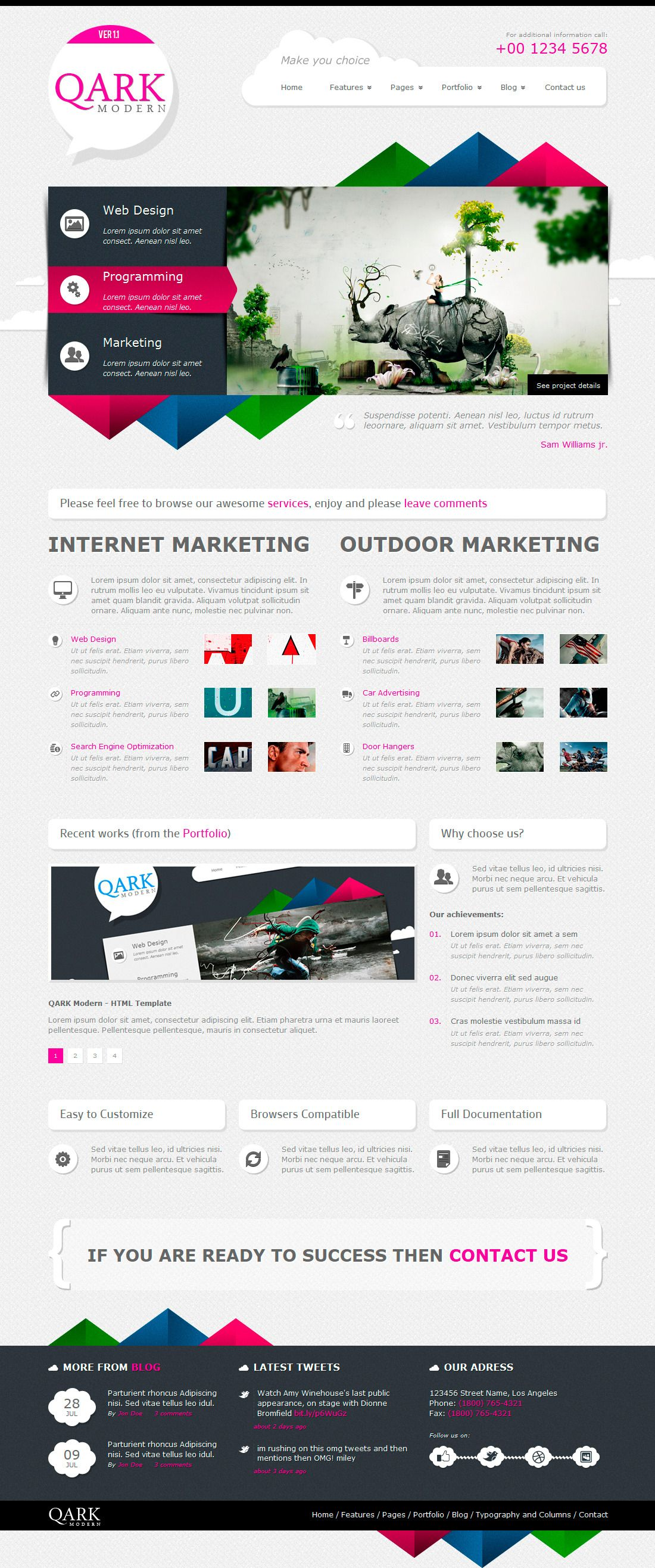 How To Quote A Website Today's #contest Will Win You This #professional Html #website .