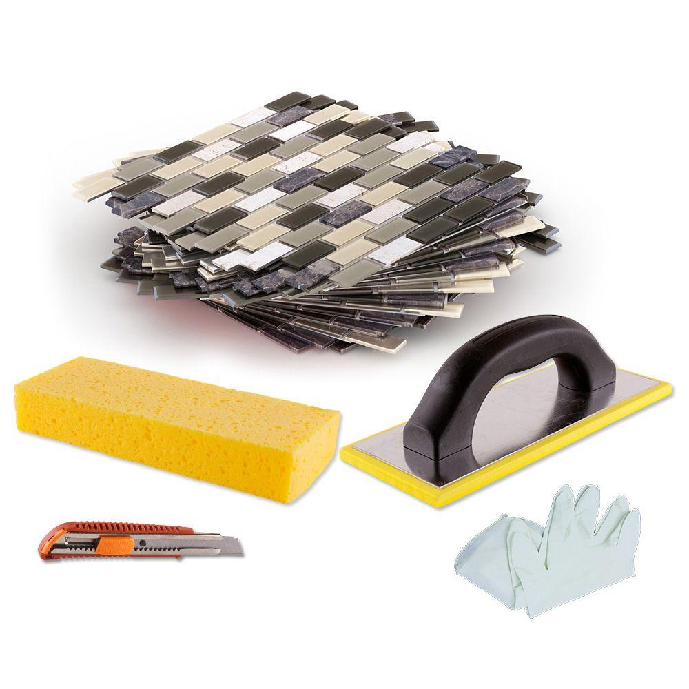 - DIY Tile Backsplash Kit 15Ft Tuscany Diy Tile Backsplash, Diy