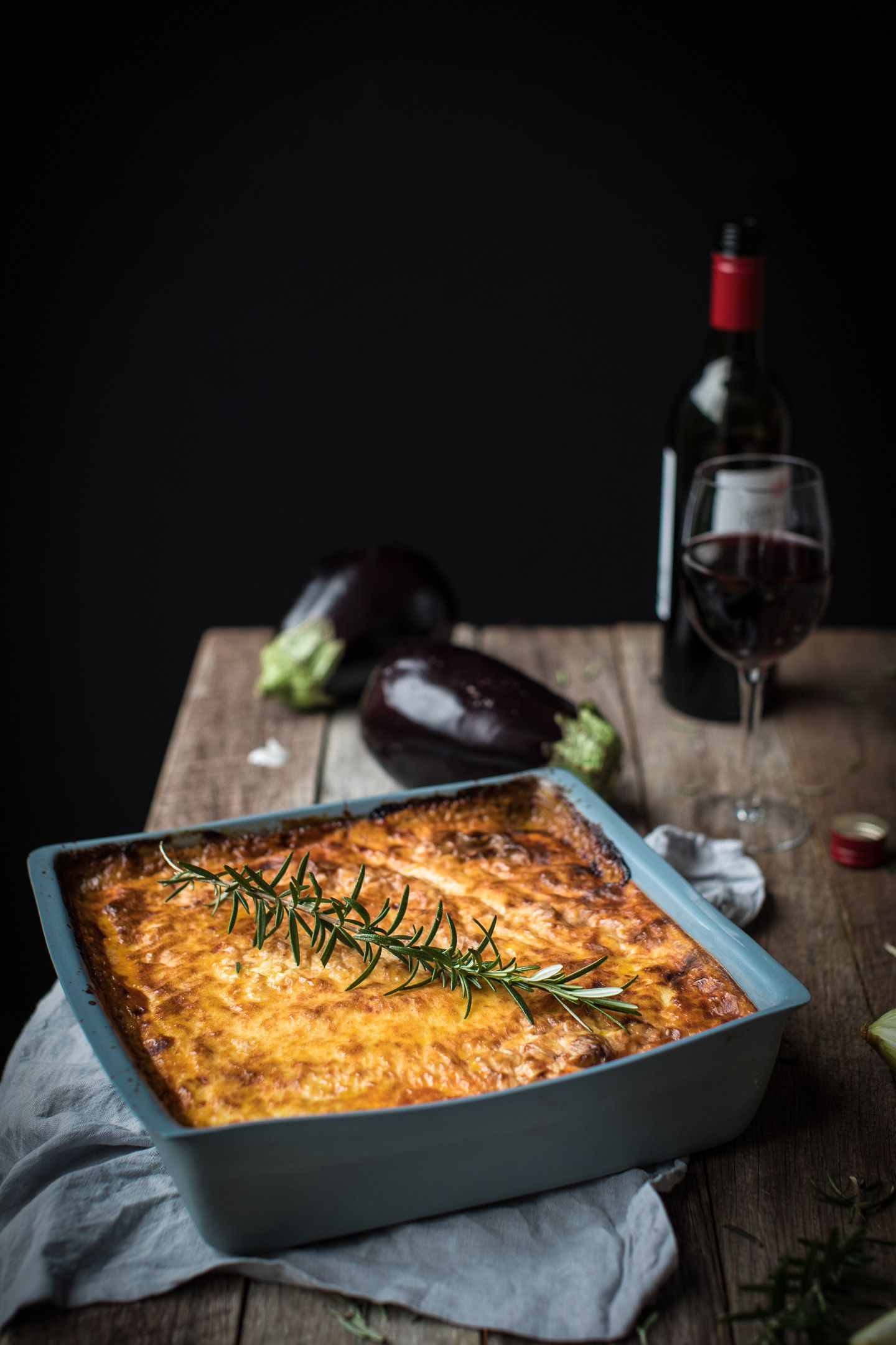 Greek Moussaka Gluten Free