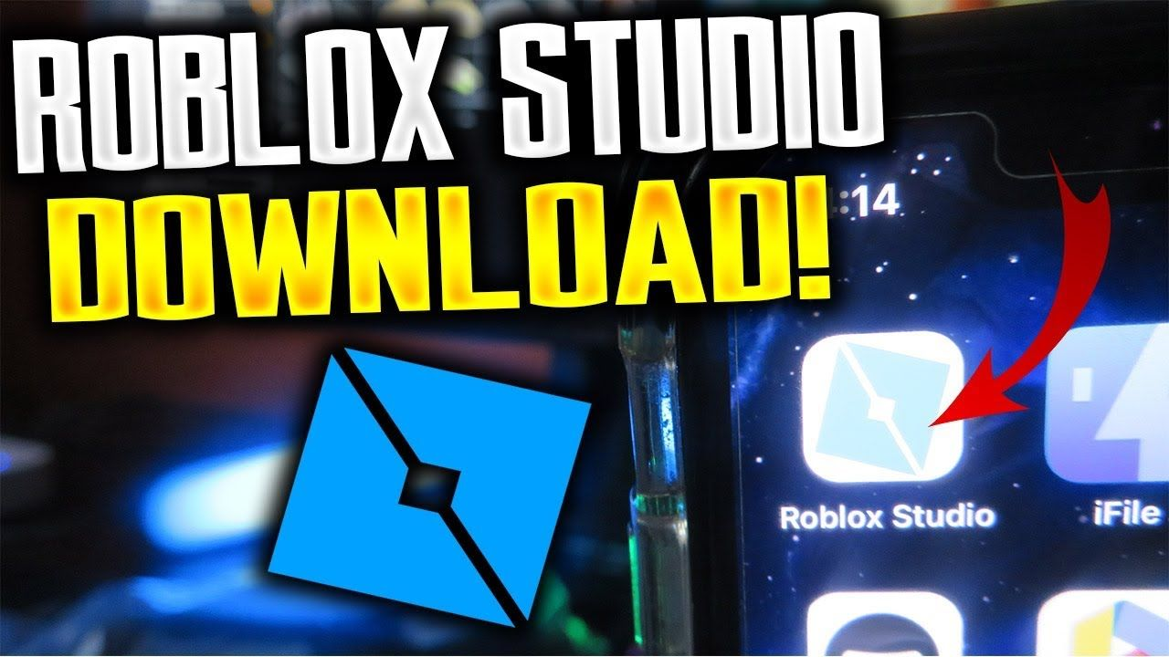 Roblox Studio Apk Free How To Download Roblox Studio For Free On Your Phone Roblox Studio Ios In 2020 Roblox Outrageous Ideas Android Apk