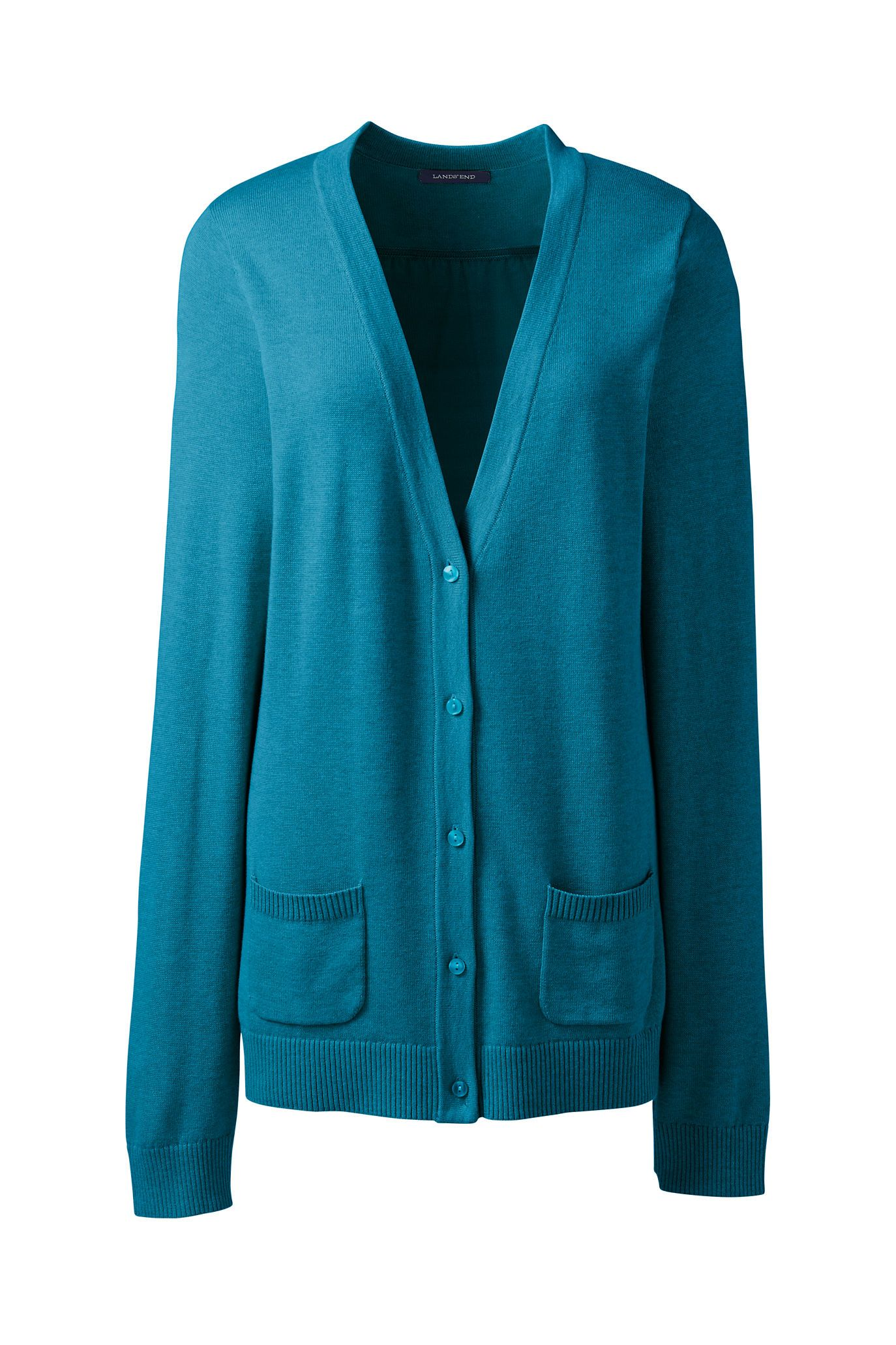 Women's Regular Cotton Modal Cardigan Sweater | Spring Capsule ...
